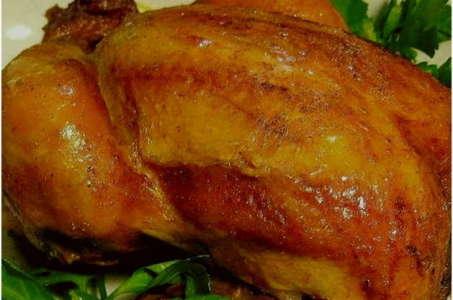 Как приготовить сочную и нежную запеченную курицу в мультиварке Поларис