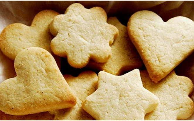 Рецепт хрустящего печенья из песочного теста в мультиварке