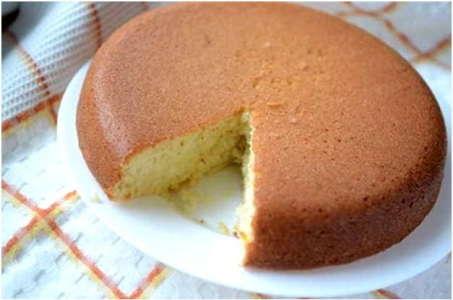 Приготовление творожного кекса в мультиварке Поларис