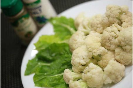 Как готовится вкусная цветная капуста на пару при помощи мультиварки