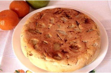 Изумительный рецепт шарлотки с яблоками в мультиварке Панасоник