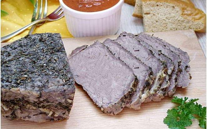 Сказочно вкусная говядина, запеченная в фольге в мультиварке