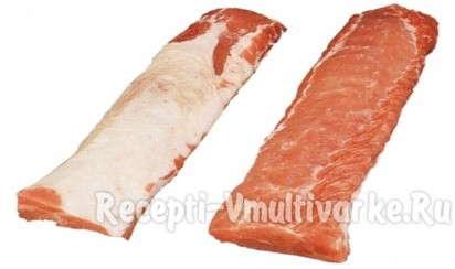 тонко нарезать мясо