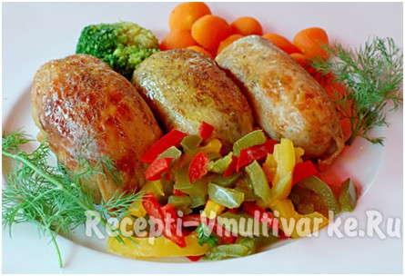 подать блюдо с овощами