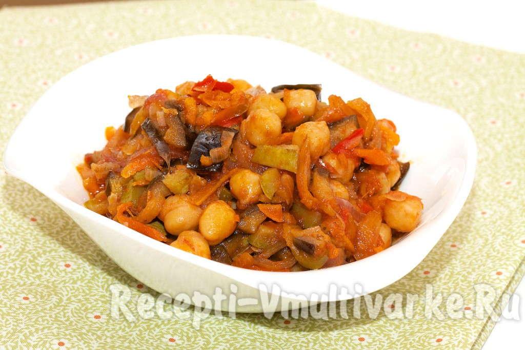 необычное блюдо с овощами и мясом