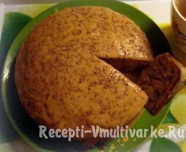 отрежьте кусочек вкусного пирога