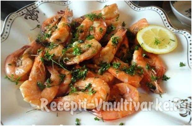очень вкусное блюдо из морепродуктов