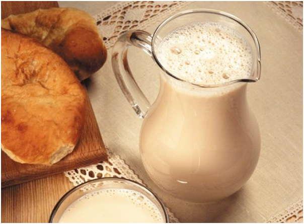 взять молоко