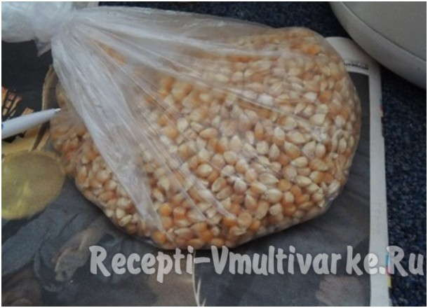 взять рисовую кукурузу
