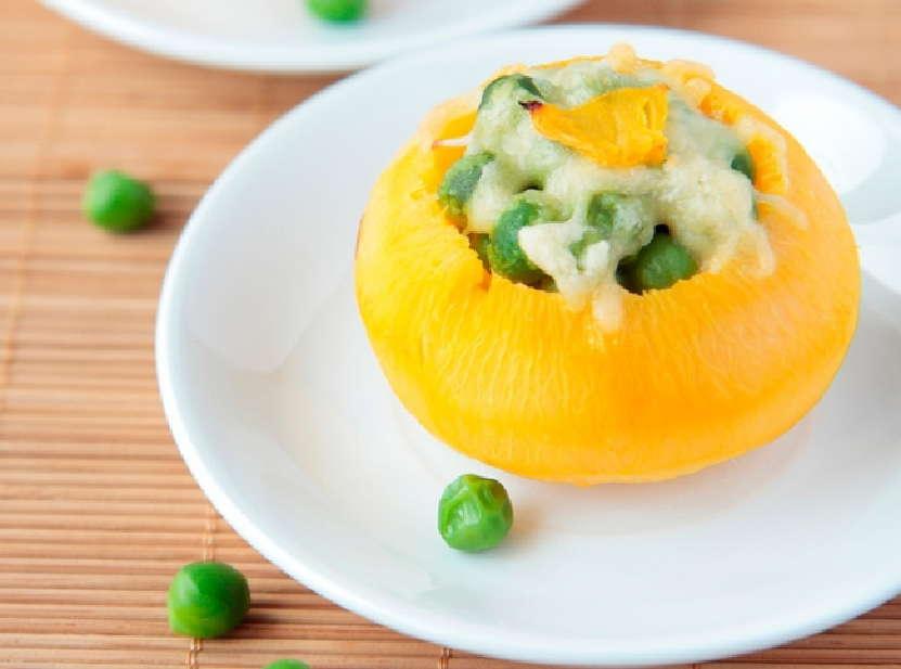замечательное блюдо из овощей