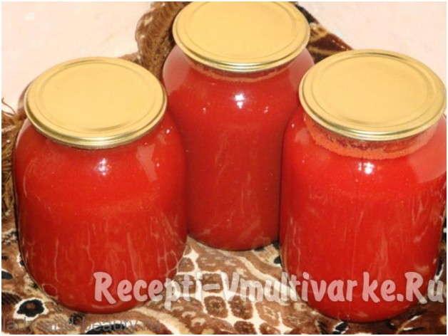 вкуснющий сочок из помидоров