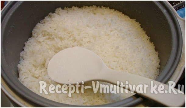 хорошенько промыть рис