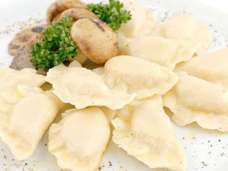 аппетитное блюдо с картошкой