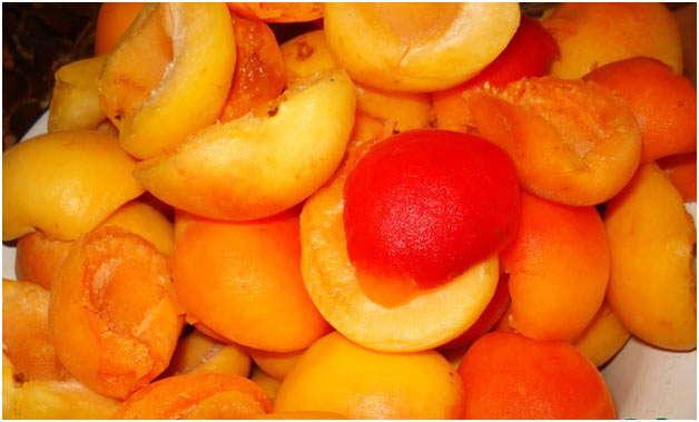 хорошенько перебрать плоды
