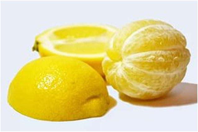 снять цедру с лимона