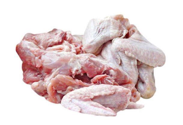 вымыть мясо