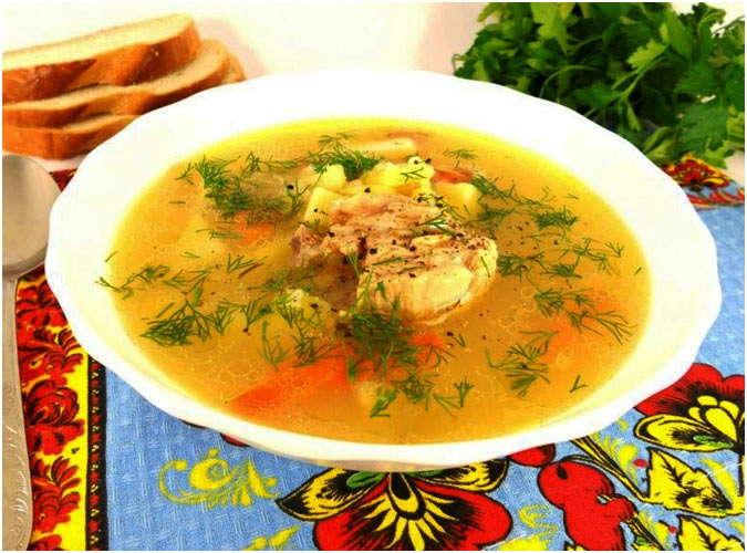 Супы в мультиварке рецепты с фото Как приготовить