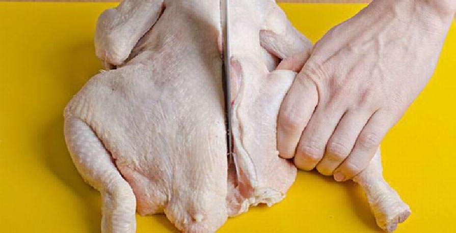 разделать мясо