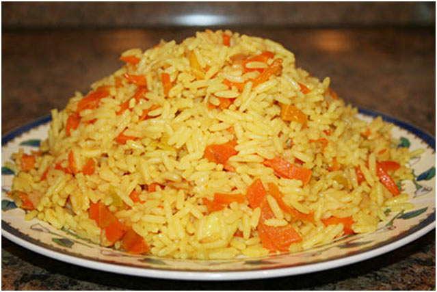 классное блюдо с рисом