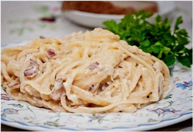 итальянское блюдо
