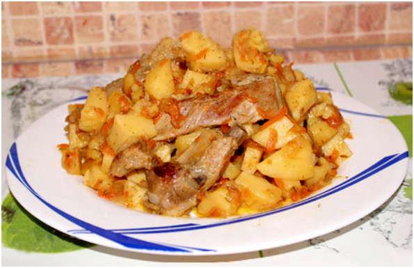 Блюда с рисом и курицей рецепты с фото