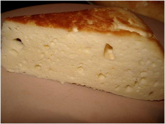 Торт из творога в мультиварке