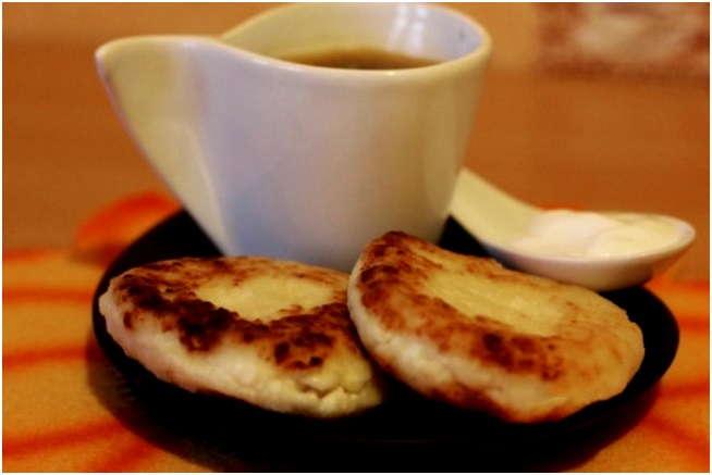 сырники из манки в мультиварке рецепты с фото