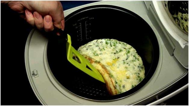 как приготовить омлет в пароварке