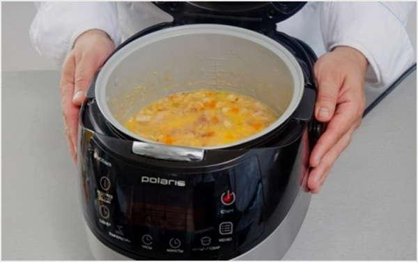 готовить полчаса