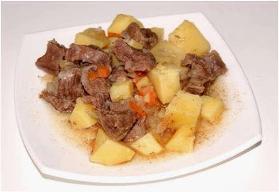 ароматное кушанье