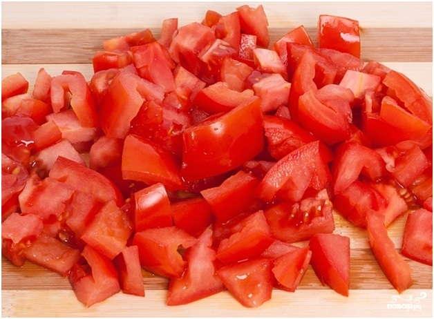 добавить помидры