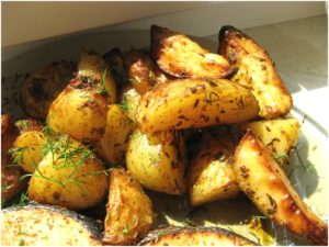 Картофель по деревенски в мультиварке поларис рецепты