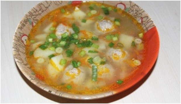 Суп с фрикадельками в мультиварке рецепты редмонд