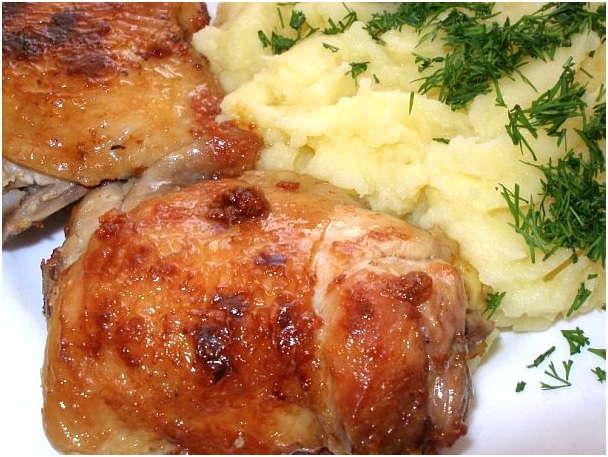 ароматное мясное блюдо