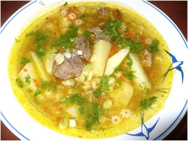 Супы в мультиварке панасоник рецепты пошагово