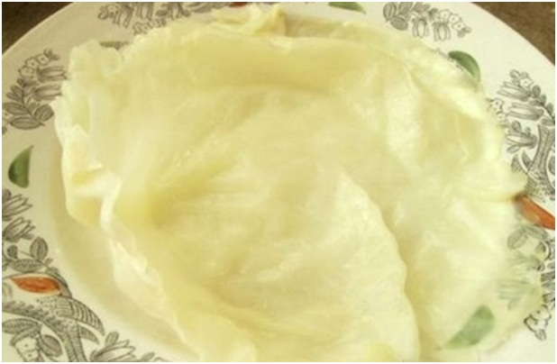 разобрать капусту