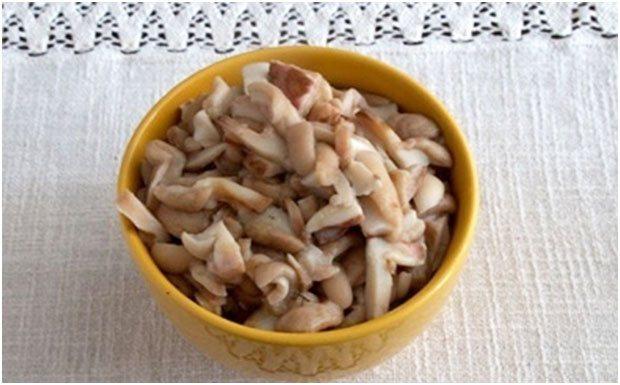 взять грибы