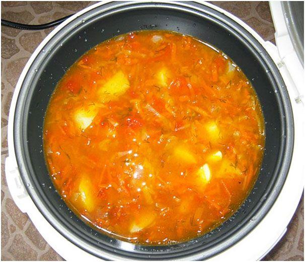 включите режим суп