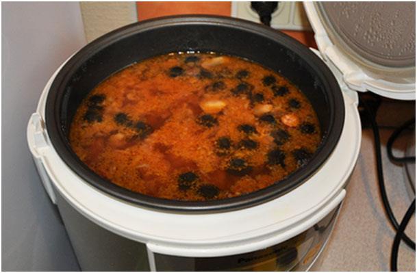 солянка в мультиварке редмонд пошаговый рецепт с фото