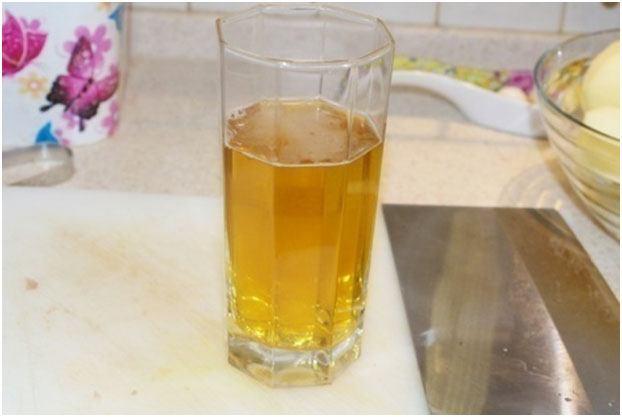 налить пиво
